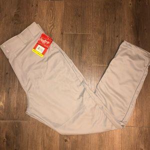 Rawlings Baseball pants adult medium